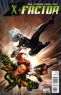 Cover Thumbnail for X-Factor (Marvel, 2006 series) #217