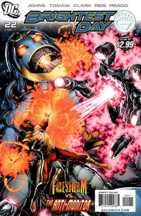 Cover Thumbnail for Brightest Day (DC, 2010 series) #22
