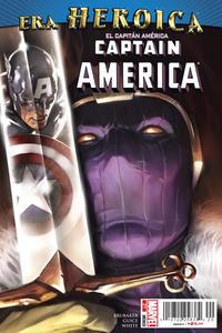 Cover Thumbnail for El Capitán América, Captain America (Editorial Televisa, 2009 series) #21