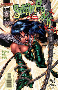 Cover Thumbnail for Steampunk (DC, 2000 series) #4 [Joe Madureira Cover]