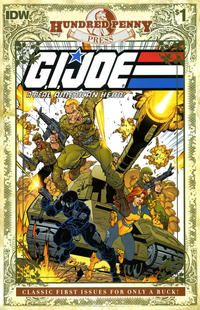 Cover Thumbnail for Hundred Penny Press: G.I. Joe: Real American Hero (IDW, 2011 series) #1
