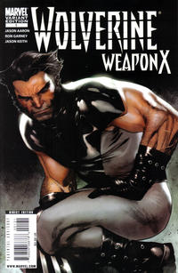 Cover Thumbnail for Wolverine Weapon X (Marvel, 2009 series) #1 [Coipel Cover]