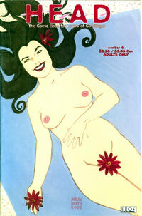Cover Thumbnail for Head (Fantagraphics, 2002 series) #6