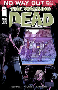 Cover Thumbnail for The Walking Dead (Image, 2003 series) #82