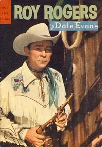 Cover Thumbnail for Roy Rogers (Serieforlaget / Se-Bladene / Stabenfeldt, 1954 series) #2/1957