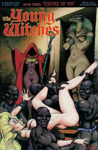Cover Thumbnail for Young Witches III: Empire of Sin (Fantagraphics, 1998 series) #1