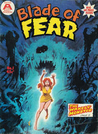 Cover Thumbnail for Blade of Fear (Gredown, 1976 series) #1