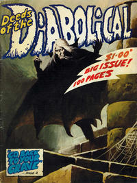 Cover Thumbnail for Deeds of the Diabolical (Gredown, 1980 ? series)