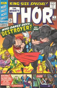Cover Thumbnail for Thor Annual #2 [JC Penney Marvel Vintage Pack] (Marvel, 1994 series)