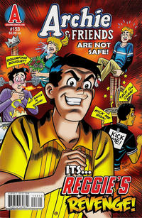Cover Thumbnail for Archie & Friends (Archie, 1992 series) #153