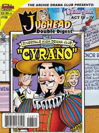 Cover Thumbnail for Jughead's Double Digest (Archie, 1989 series) #168 [Direct Edition]