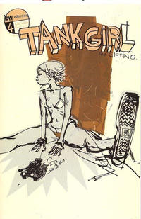 Cover Thumbnail for Tank Girl: The Gifting (IDW, 2007 series) #4 [Cover B]