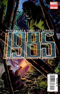 Cover Thumbnail for Marvel 1985 (Marvel, 2008 series) #1 [Second Printing]