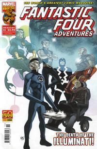 Cover Thumbnail for Fantastic Four Adventures (Panini UK, 2010 series) #15