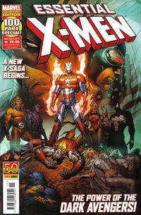 Cover Thumbnail for Essential X-Men (Panini UK, 2010 series) #15