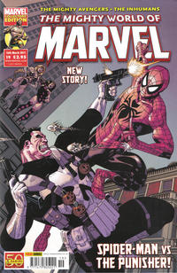 Cover Thumbnail for The Mighty World of Marvel (Panini UK, 2009 series) #19