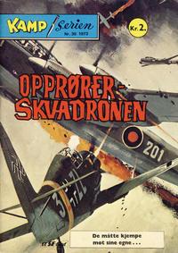 Cover Thumbnail for Kamp-serien (Serieforlaget / Se-Bladene / Stabenfeldt, 1964 series) #30/1973