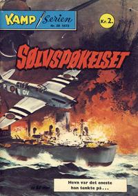 Cover Thumbnail for Kamp-serien (Serieforlaget / Se-Bladene / Stabenfeldt, 1964 series) #28/1973