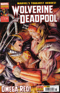 Cover Thumbnail for Wolverine and Deadpool (Panini UK, 2010 series) #15