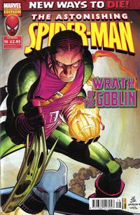 Cover Thumbnail for Astonishing Spider-Man (Panini UK, 2009 series) #16