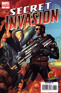 Cover for Secret Invasion (Marvel, 2008 series) #3