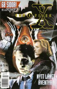Cover Thumbnail for Arkiv X (Semic, 1996 series) #1/1997