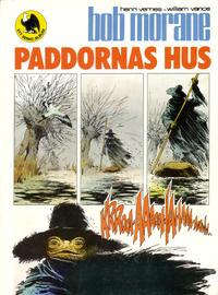 Cover Thumbnail for Bob Morane (Semic, 1979 series) #3 - Paddornas hus