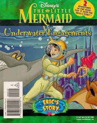 "Cover Thumbnail for Disney's The Little Mermaid ""Underwater Engagements"" (Acclaim / Valiant, 1997 series) #1"
