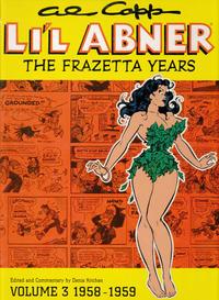 Cover Thumbnail for Al Capp's Li'l Abner: The Frazetta Years (Dark Horse, 2003 series) #3