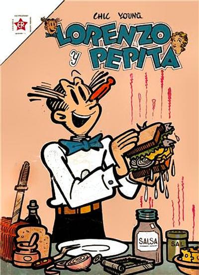 Cover for Lorenzo y Pepita (Editorial Novaro, 1954 series) #157