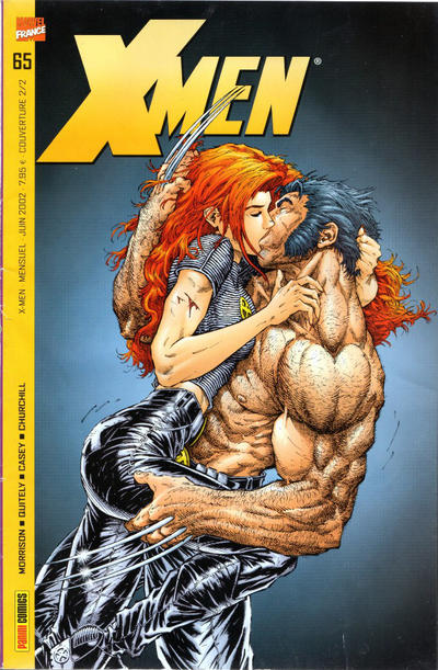 Cover for X-Men (Panini France, 1997 series) #65
