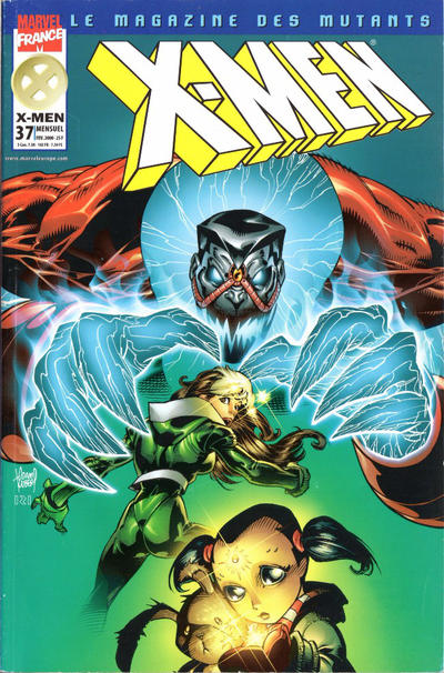 Cover for X-Men (Panini France, 1997 series) #37