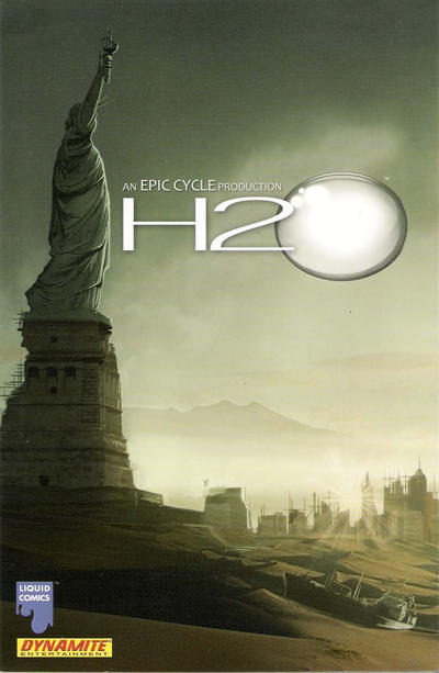 Cover for H2O (Dynamite Entertainment, 2011 series) #1