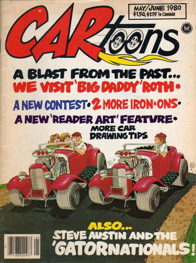 Cover for CARtoons (Petersen Publishing, 1961 series) #[114]