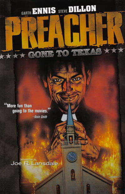 Cover for Preacher: Gone to Texas (Titan, 1996 series) #[nn]