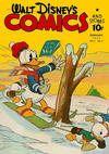 Cover for Walt Disney's Comics and Stories (Dell, 1940 series) #v3#5 (29) [Star Variant]