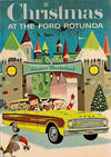 Cover for Christmas at the Ford Rotunda (Western, 1955 ? series) #[nn]