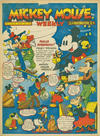 Cover for Mickey Mouse Weekly (Odhams, 1936 series) #89