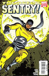 Cover for The Age of the Sentry (Marvel, 2008 series) #1 [Variant Edition]
