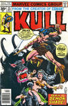 Cover Thumbnail for Kull the Destroyer (1973 series) #23 [35c Variant]