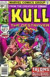 Cover for Kull the Destroyer (Marvel, 1973 series) #22 [35c Variant]