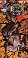 Cover for The Chromium Man: Violent Past (Triumphant, 1994 series) #2