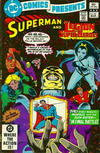 Cover for DC Comics Presents (DC, 1978 series) #43 [Direct]