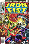 Cover Thumbnail for Iron Fist (1975 series) #15 [35 cent cover price variant]