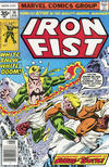 Cover Thumbnail for Iron Fist (1975 series) #14 [35 cent cover price variant]