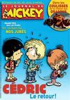 Cover for Le Journal de Mickey (Disney Hachette Presse, 1952 series) #2910