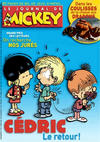 Cover for Le Journal de Mickey (Hachette, 1952 series) #2910