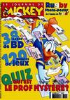 Cover for Le Journal de Mickey (Disney Hachette Presse, 1952 series) #2881