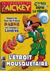 Cover for Le Journal de Mickey (Disney Hachette Presse, 1952 series) #2865