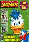 Cover for Le Journal de Mickey (Disney Hachette Presse, 1952 series) #2862